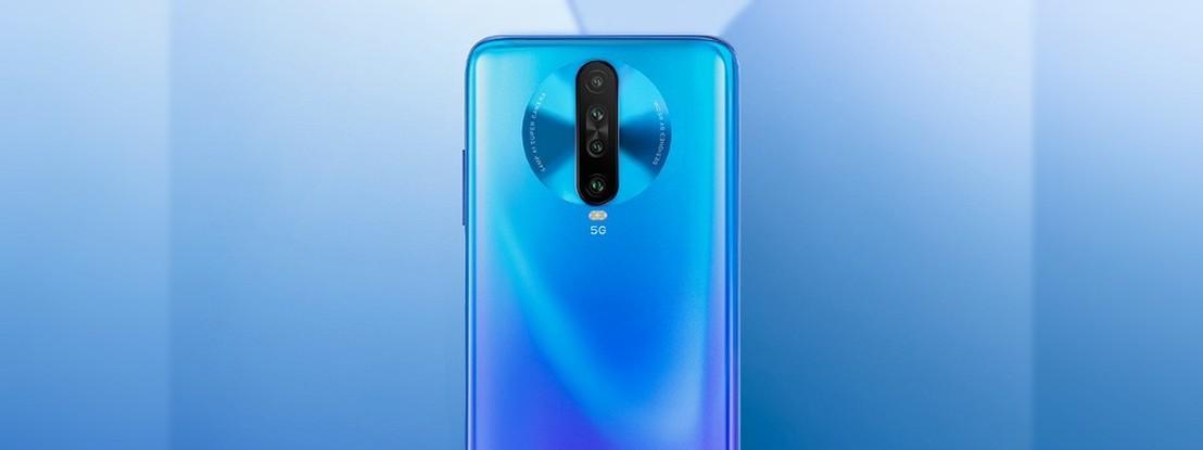 Xiaomi Redmi K30 5G é oficial