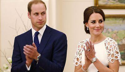 """Empregada de Kate e William demite-se: """"O trabalho era demais"""""""