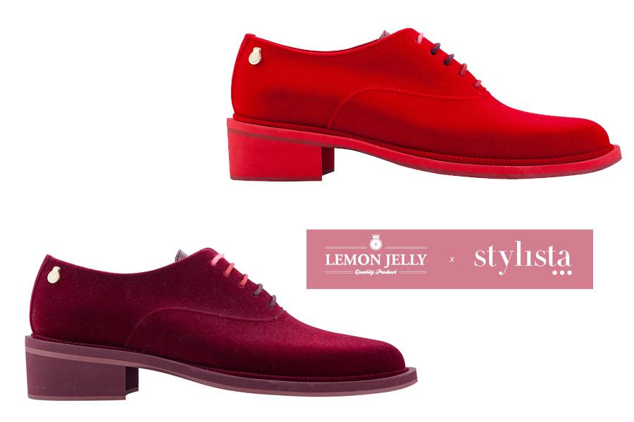 Rouge Edition by Stylista, a coleção da Lemon Jelly para mulheres arrojadas