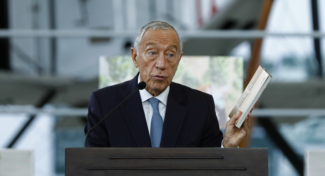 """OE2020: Marcelo avisa que é preciso """"ir mais longe"""" em matérias como a saúde e a reforma da administração pública"""
