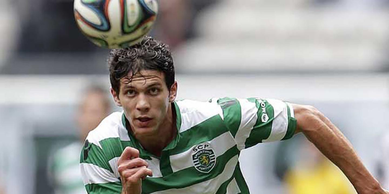 Tobias Figueiredo está a quatro jogos de 'render' 2,3 milhões de euros ao Sporting