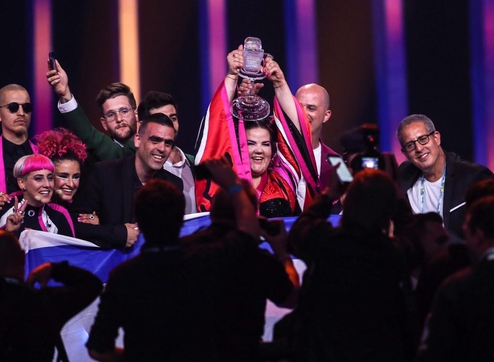 Eurovisão: Festival chegou a audiência de 186 milhões de pessoas, diz RTP