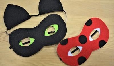 Aprenda a fazer máscaras de carnaval para os mais pequenos