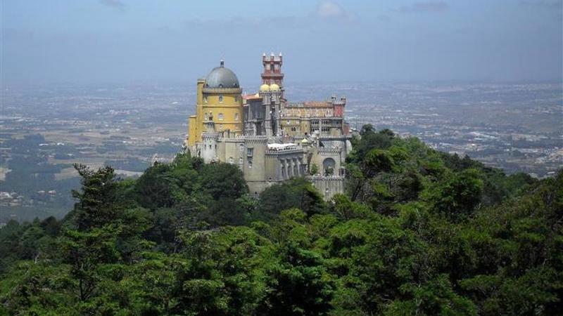 Turistas que se encontravam perdidas na serra de Sintra resgatadas pela GNR