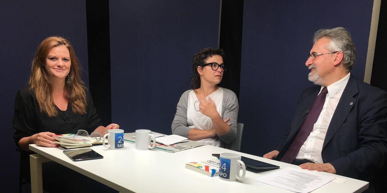 João César das Neves e Susana Peralta analisaram as contas de Centeno. Recorde aqui o debate sobre o OE2019