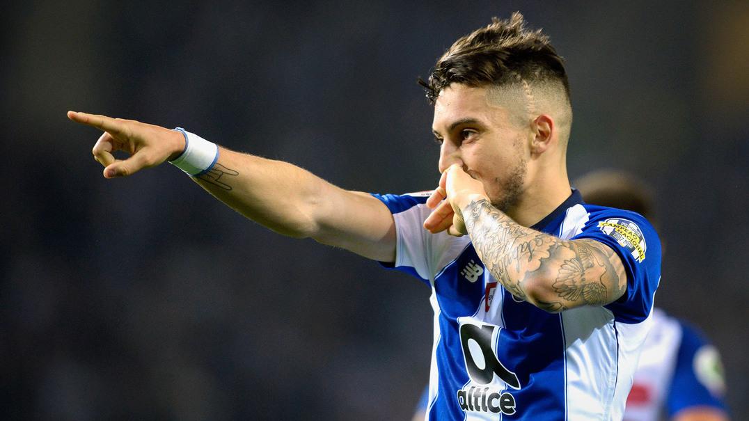 Alex Telles e Otávio falam sobre o FC Porto