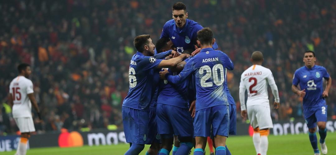 FC Porto vai defrontar o Roma nos oitavos de final da Champions. Veja aqui todos os jogos desta fase