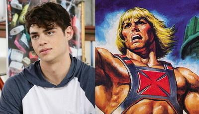 """De comédia romântica na Netflix para """"Masters of the Universe"""": Noah Centineo vai ser o He-Man no cinema"""
