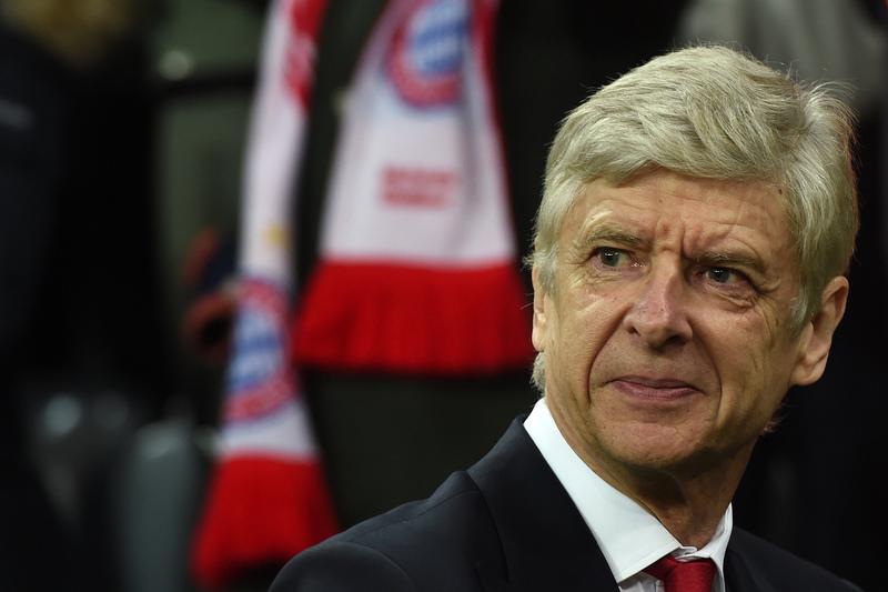 """Wenger: """"Não precisamos de calculadora, só de vencer os nossos jogos"""""""
