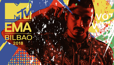 MTV EMAs: demos tempo de antena aos candidatos portugueses. Ouça Bispo