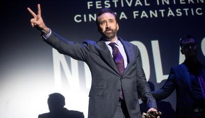 """Nicolas Cage, que se divorciou quatro vezes, é um grande fã de """"Marriage Story"""""""