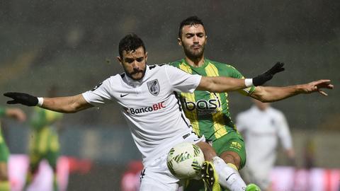 V. Guimarães empata em Tondela e isola-se no quinto lugar