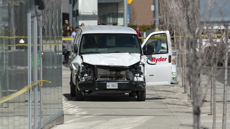 Lusodescendente ferida no atropelamento em Toronto sem nacionalidade portuguesa