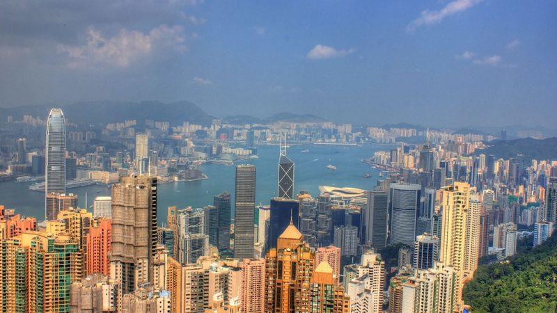 Uma das maiores ilhas artificiais do mundo vai nascer em Hong Kong. Vai custar 70 mil milhões de euros