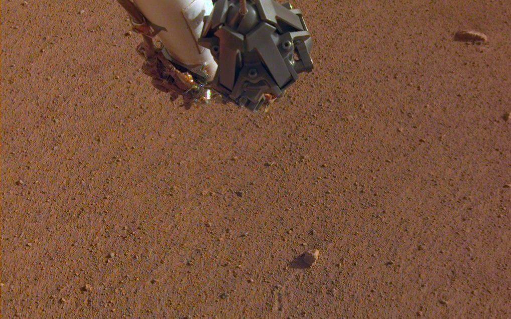 NASA dedica pedra rolante em Marte a quem? Aos Rolling Stones, claro