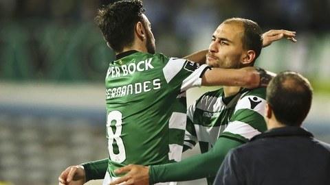 Bruno Fernandes 'aplaude' anúncio de Frederico Varandas