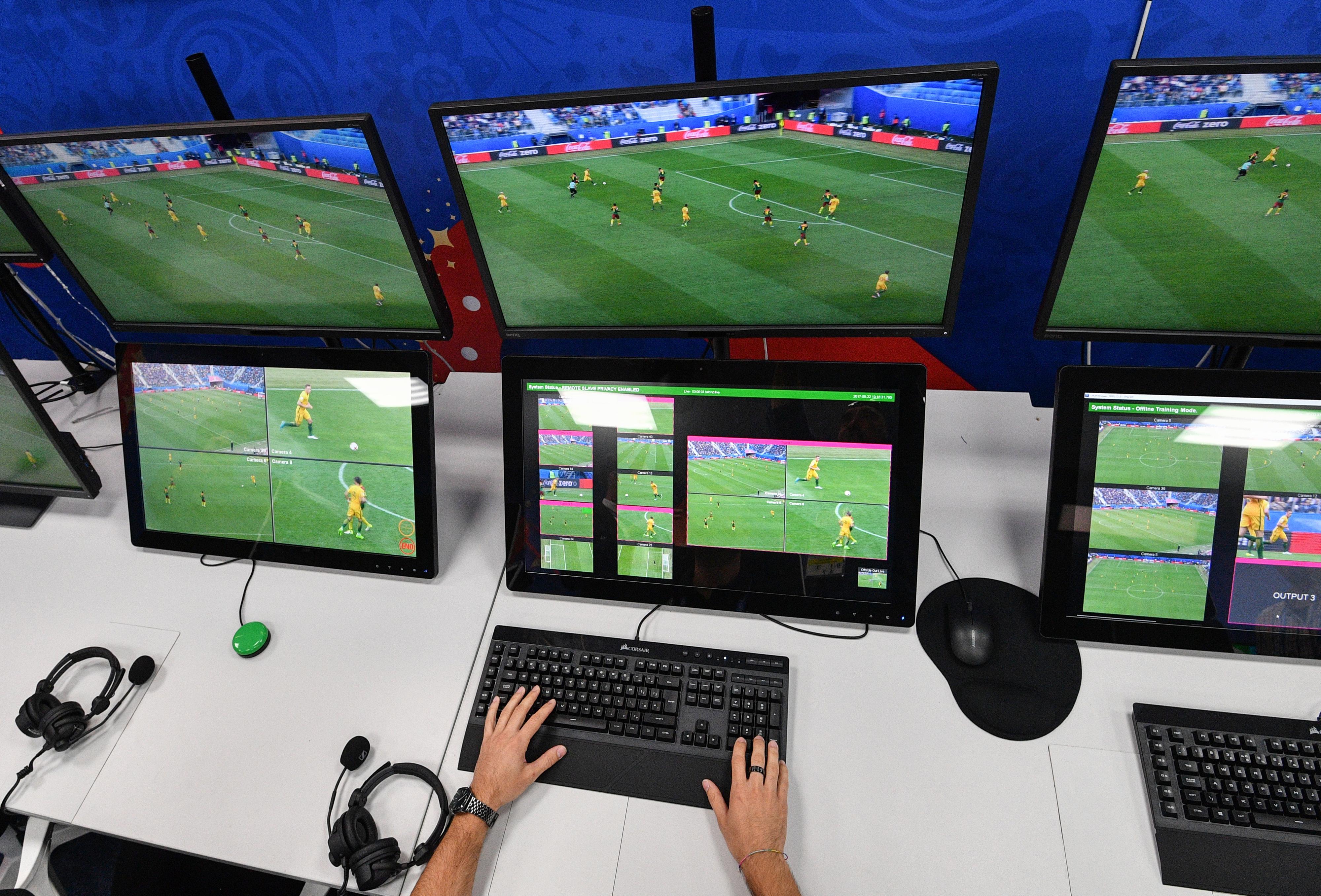 UEFA aprova utilização do VAR nos jogos de apuramento para o Mundial2022