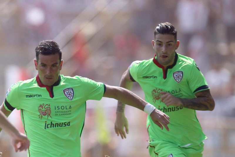 Cagliari derrota Sampdoria