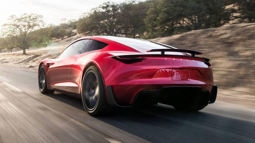 Veja apresentação do novo Tesla Roadster