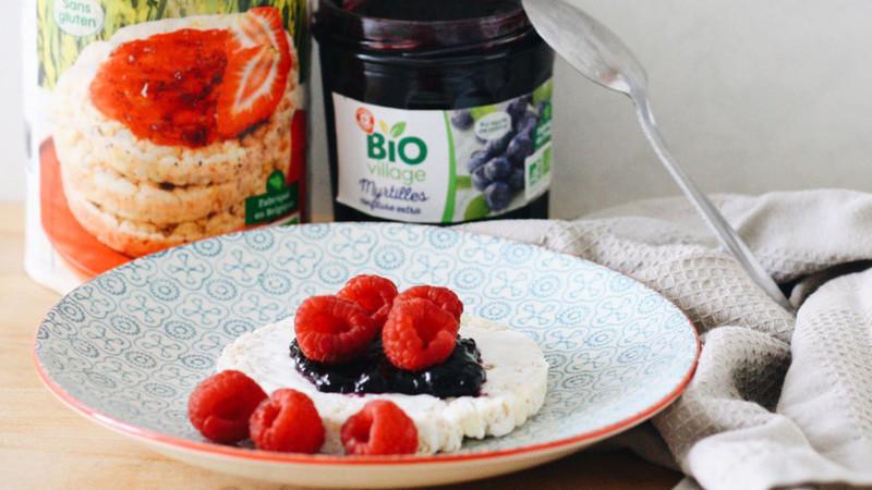 Receita: Snack bio e saudável