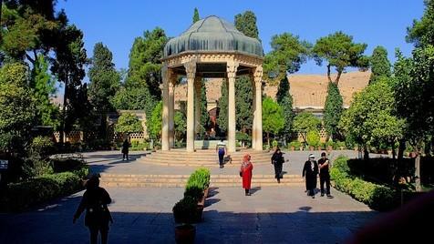 Shiraz: Cidade dos Jardins e dos Poetas!