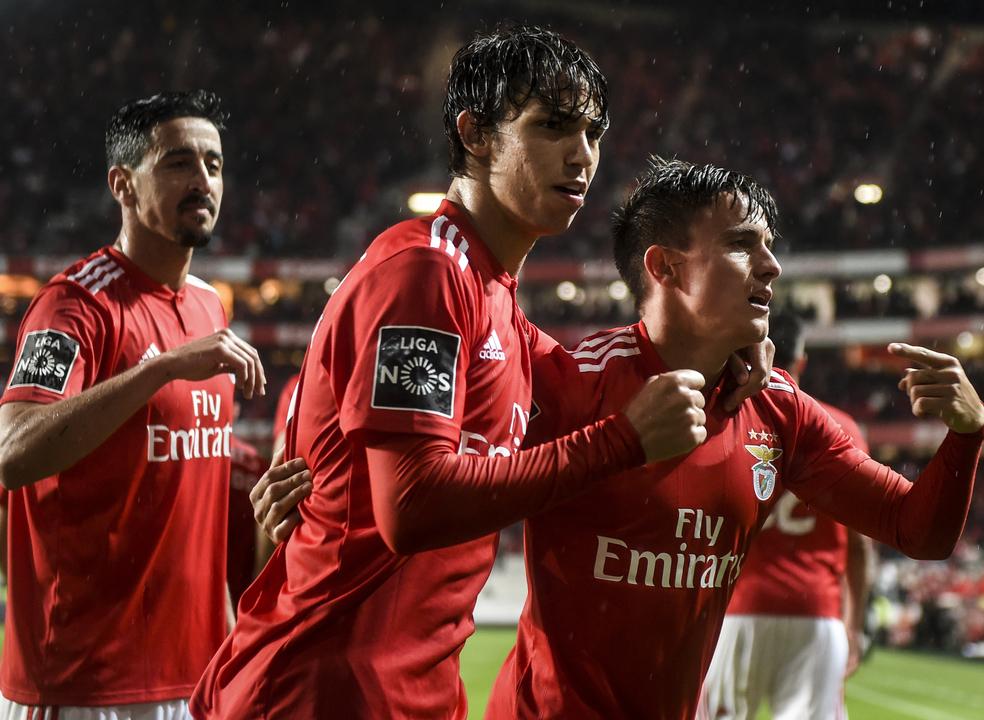 Análise/Benfica 6-0 Marítimo: Noite de Super Wings na 'águia' mais goleadora do século XXI