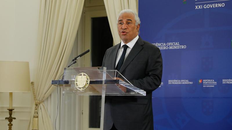 Soluções, reformas, penalizações e solidariedade. A declaração de Costa em quatro pontos