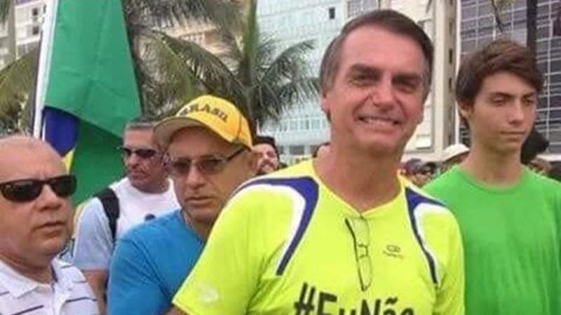 """É verdade que Bolsonaro afirmou que """"vou a Portugal, depois quero ir à Europa""""?"""