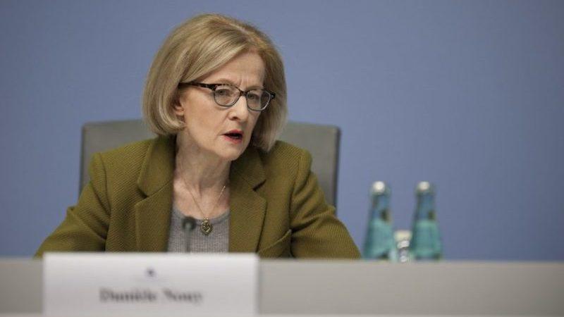 """BCE recorda que não tem """"poderes de investigação"""" em matéria de branqueamento"""