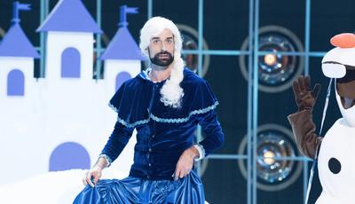 """Conceição Lino foi Katy Perry e Raminhos vestiu-se de princesa Elsa: as atuações de """"Lip Sync Portugal"""""""