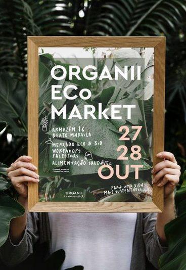 Passatempo: ganhe entradas para o Eco Market em Lisboa