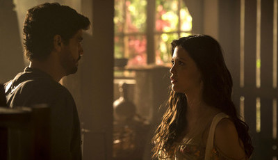 Esta semana em 'Tempo de Amar', Maria Vitória reencontra Inácio
