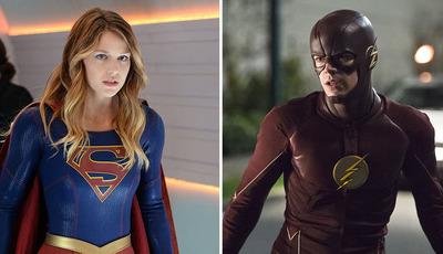 Flash e Supergirl vão encontrar-se em episódio especial