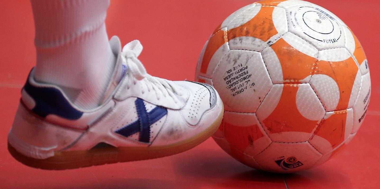Nilson descarta favoritismo no Europeu de futsal, mas quer trazer medalha