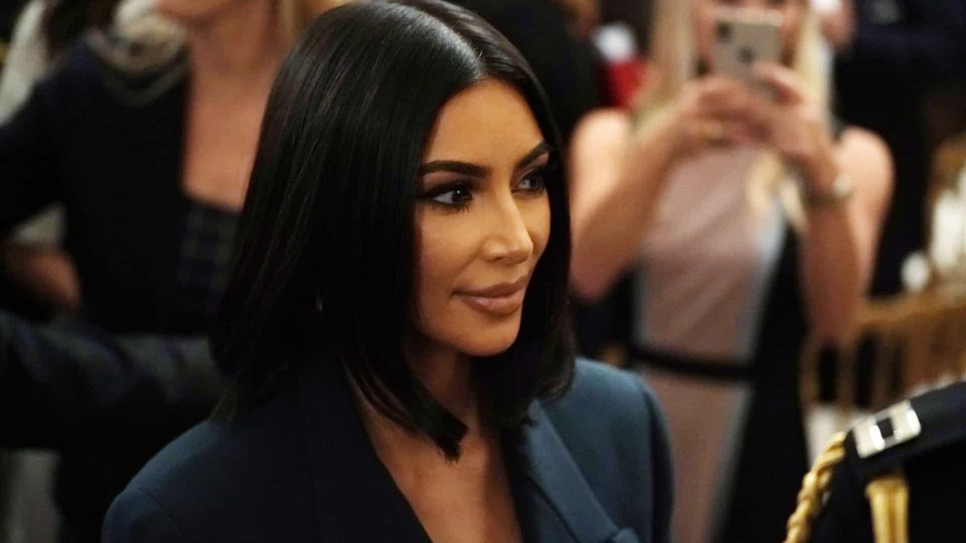 Vem aí um documentário de Kim Kardashian sobre reclusos nos EUA