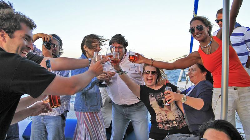 Wine Sunset Party, o cruzeiro vínico no rio Sado chega com agosto