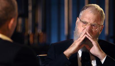 Depois de Obama, o próximo convidado de David Letterman também dispensa apresentações