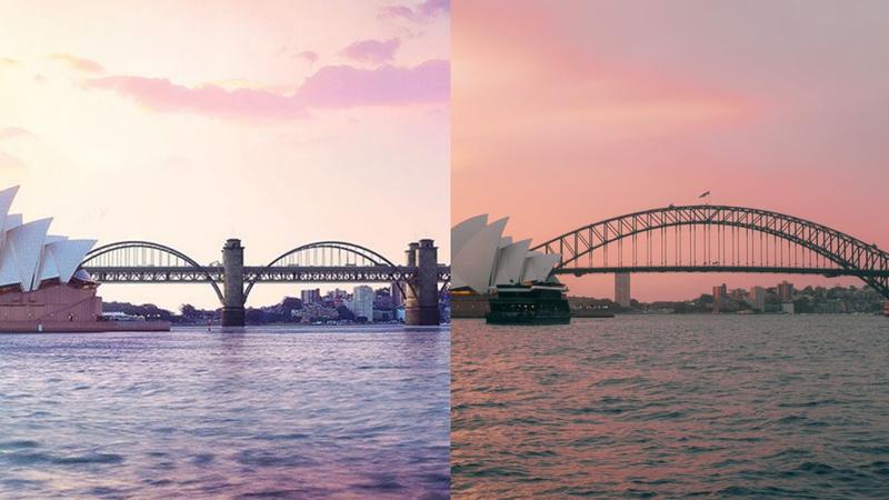 Como poderia ter sido a Ponte da Baía de Sydney: Estas foram as propostas rejeitadas