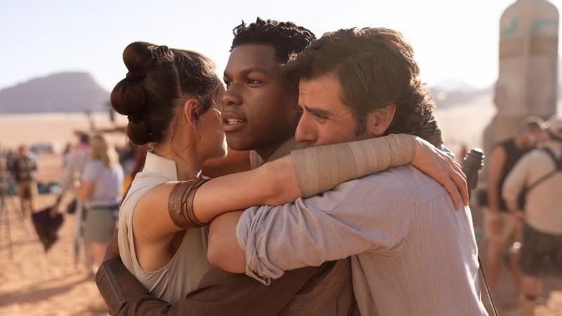 """Star Wars"": Vanity Fair revela primeiras imagens do fim da saga Skywalker"