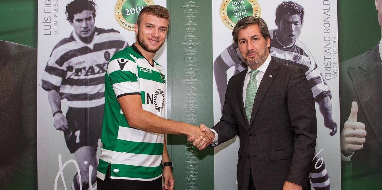 Revolução no onze do Sporting: Salin e Matheus Oliveira estreiam-se a titular