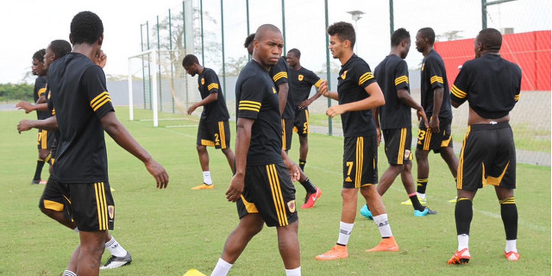 Seleção de Angola termina preparação para jogo com os Camarões na Taça CHAN'2018