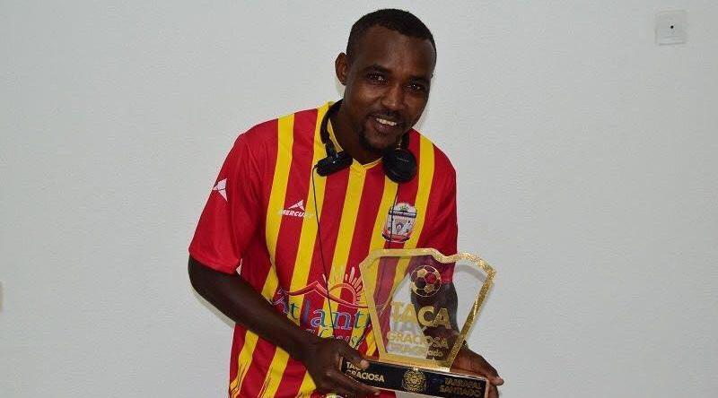 Futebol/Cabo Verde: Tae vai representar a Académica da Praia na próxima temporada