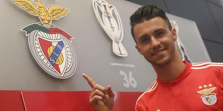 """Rony Lopes aprova Corchia: """"Vai encaixar muito bem na forma de jogar do Benfica"""""""