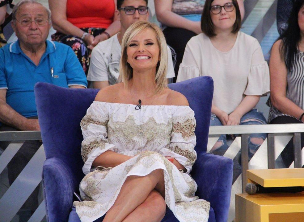 Cristina Ferreira gostava de ter estrelas internacionais no seu novo programa: casal Obama está na lista