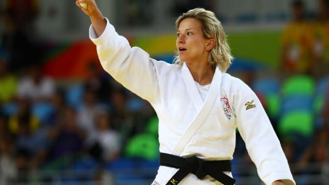 """Telma Monteiro falha Jogos do Mediterrâneo por """"gestão de treino"""""""