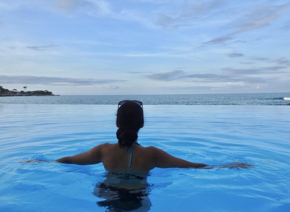 Leve, leve no Hotel Pestana São Tomé