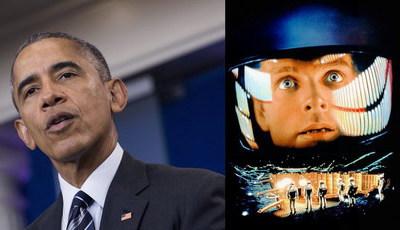 Obama e o cinema: Presidente revela quais os seus filmes preferidos de Ficção Científica