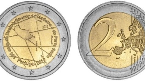 As moedas novas de 2019