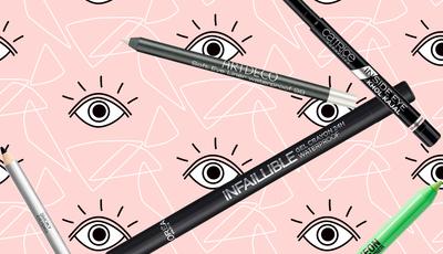 10 lápis de olhos abaixo de 10 euros para o delineado perfeito