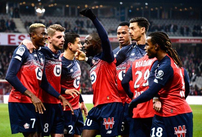 Ligue 1: Golaço de Renato Sanches (grande exibição) ajuda Lille a vencer Montpellier e manter o 3.º posto